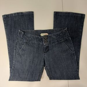Boom boom jeans,  bootcut,  size 9
